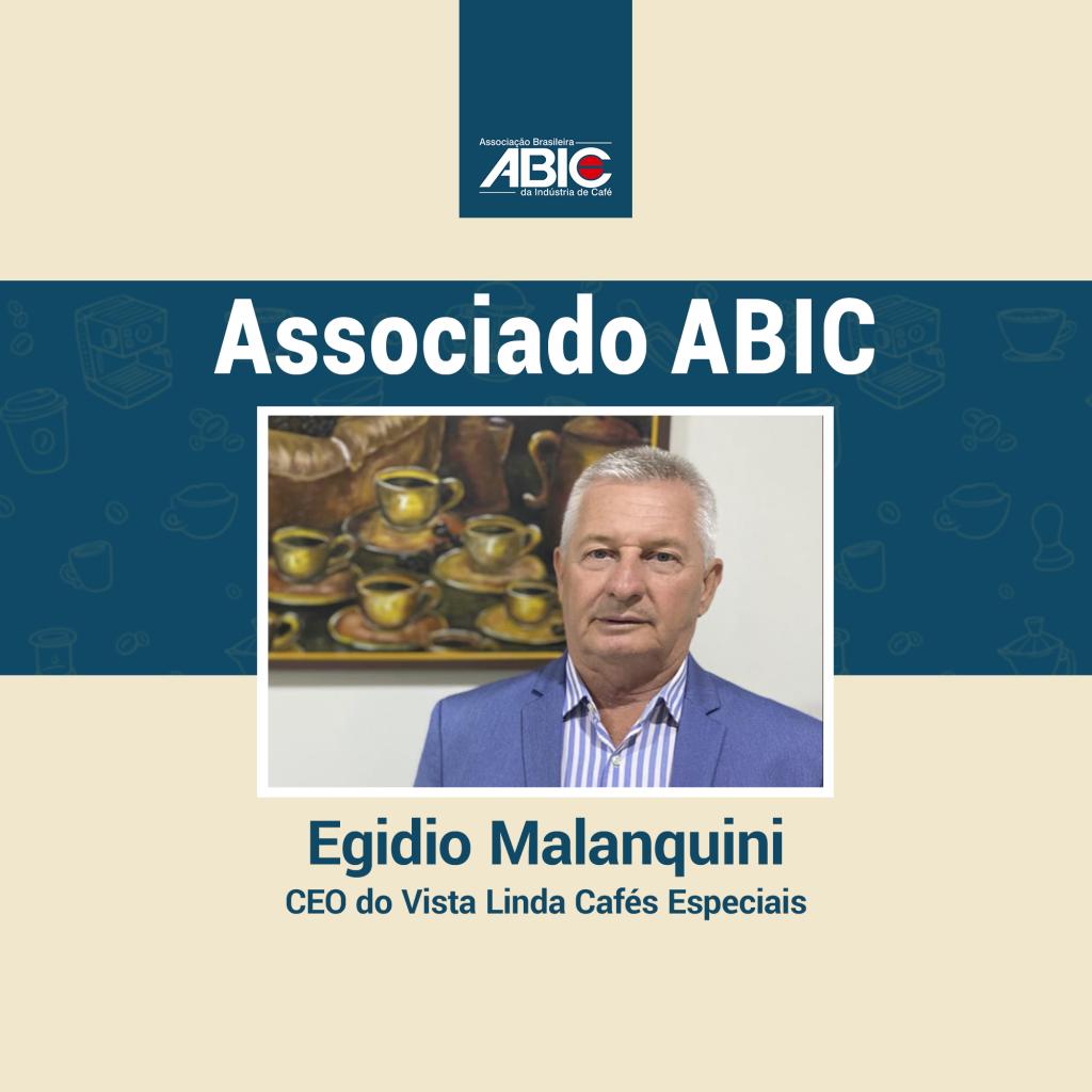 layout com foto do Egidio