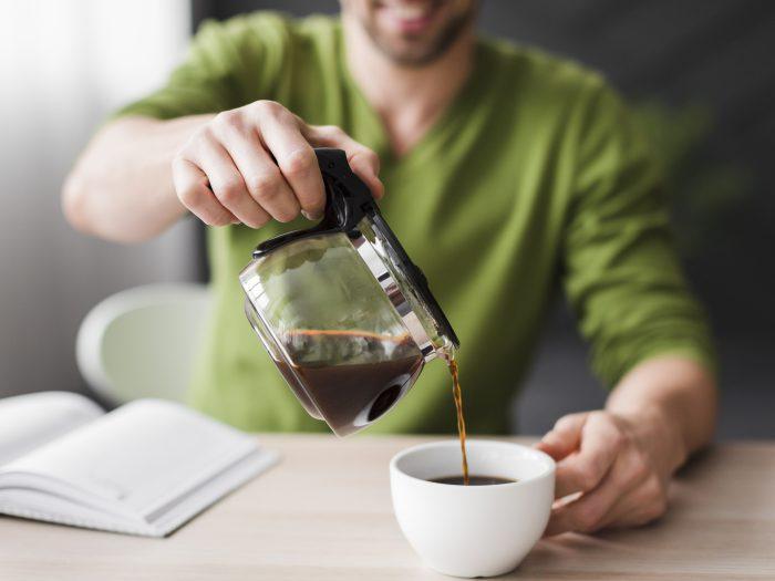 Cuidados importantes no preparo do café